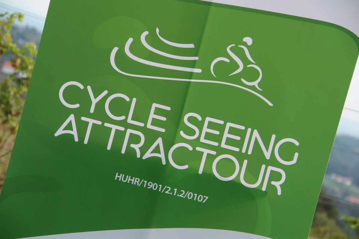 CycleSeeing Attractour logo